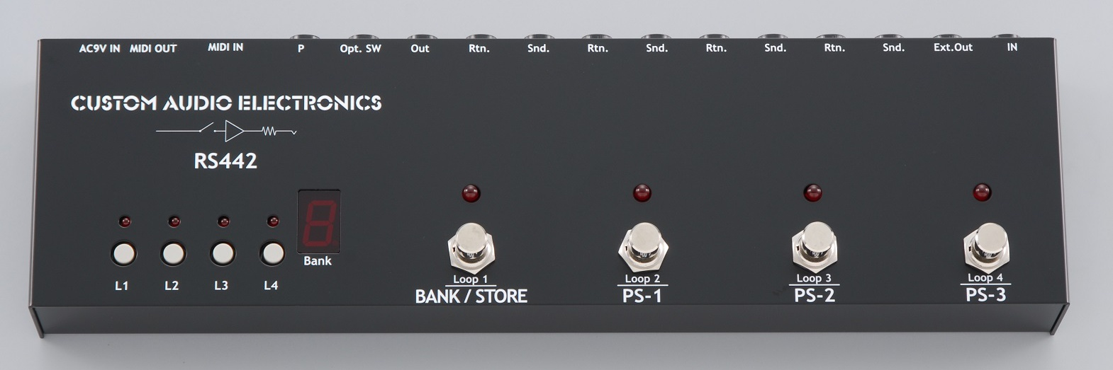 Musikinstrumente Custom Audio Electronics Rs-10